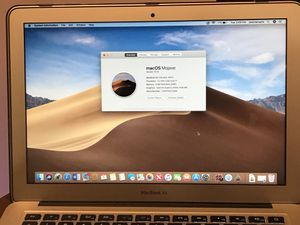 Apple Mac BookPro Air 13 in for Sale in Pine Bluff, AR