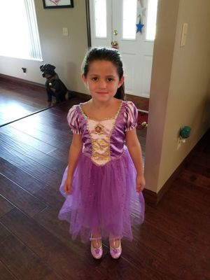 Disney Rapunzel dress for Sale in Kissimmee, FL