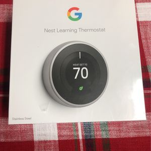 Google Beat Learning Thermostat for Sale in Los Angeles, CA