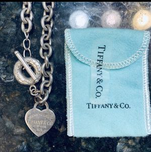 Return to Tiffany's necklace for Sale in Thornton, CO