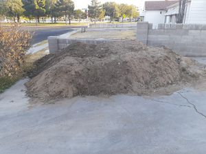 Free dirt Decatur and Charleston area for Sale in Las Vegas, NV