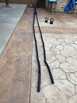 Battle rope for Sale in Ontario, CA
