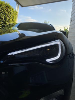 OLM Sequential headlights w/ 6000k HID (2013+ FR-S / BRZ / 86) for Sale in San Diego, CA