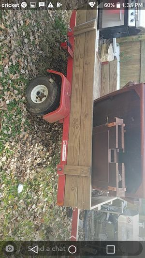 Nice little dump trailer easy fixer upper for Sale in Stafford Courthouse, VA