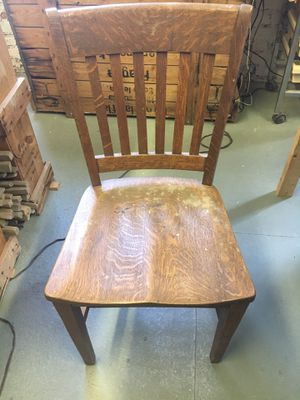 Vintage Chair by BL Marble Co for Sale in Knightdale, NC
