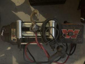 Warn winch 12k lbs for Sale in Valrico, FL