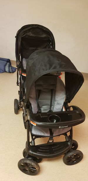 BabyTrend Double stroller for Sale in Severn, MD