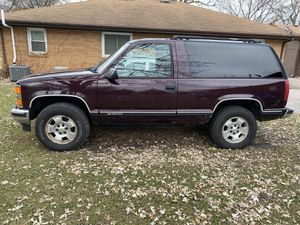 97 Tahoe for Sale in Des Moines, IA