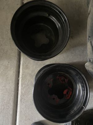 Rzr 170 oem rims and tires for Sale in Torrance, CA