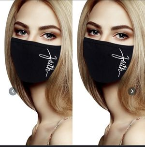 Face Mask (Faith) for Sale in Stafford, TX