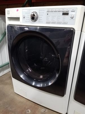 KENMORE ELITE FRONT LOAD 4.5CUFT WASHER W STEAM OPTIONS!! 🏡WE DELIVER SAME DAY🚚🚚 for Sale in Dana Point, CA