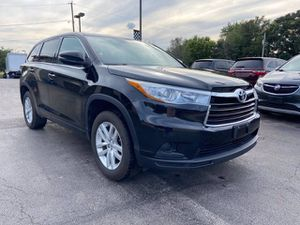 2015 Toyota Highlander for Sale in Channahon, IL