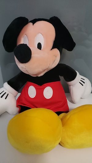 Micky and Minnie plushie for Sale in Miami, FL