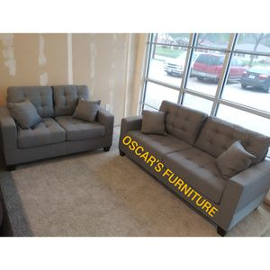 Gray couches💧💧💧💧💧Sillones grises for Sale in Dallas, TX