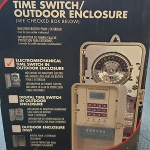 Time Switch Outdoor Enclosure for Sale in Houston, TX