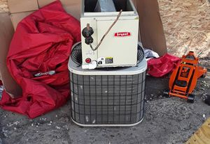 2-ton bryant water heater and a-c coil for Sale in Detroit, MI