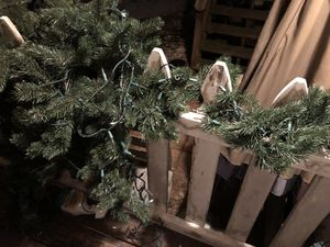 5 6' Christmas rope with lights for Sale in Johnson City, TN