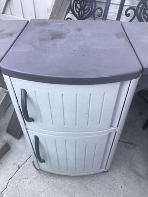 Outdoor rolling cabinet for bbq'ing for Sale in Laguna Niguel, CA