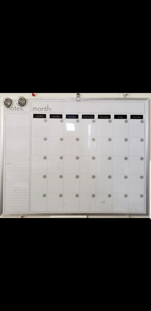 Hanging Wall Calendar for Sale, used for sale  Brooklyn, NY