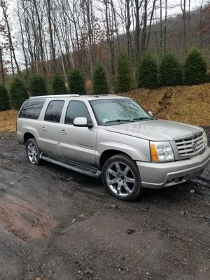 2 Escalades for sale come as package! for Sale in Mahanoy City, PA