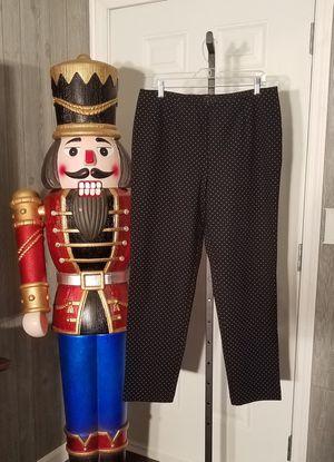 New Women's J.Jill Ponte Pants Size L for Sale in Mosheim, TN