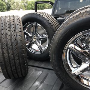 Brand New Jeep Wheels P255 /55 R17 for Sale in Denver, CO