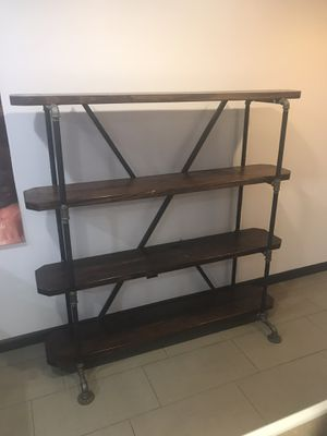 Industrial pipe shelves. for Sale in Germantown, MD