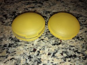 Seven nipple shields and two carrying cases for Sale in Berwyn Heights, MD