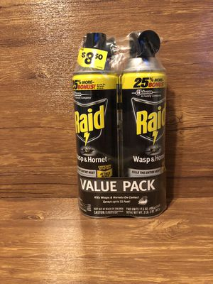 Raid wasp & hornet for Sale in Palmdale, CA