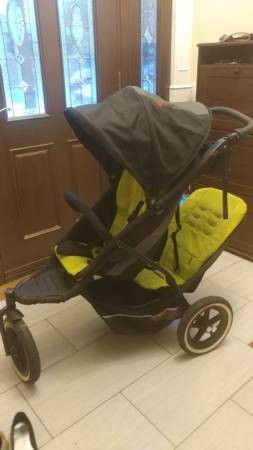 Phil & Teds double stroller very sturdy for Sale in Gresham, OR