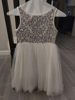 David's bridal girls size 8 dress for Sale in Orange Park, FL