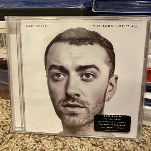 Sam Smith The Thrill Of It All CD for Sale in Cerritos, CA