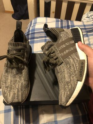 Adidas NMDS size 10.5 for Sale in Lake Stevens, WA