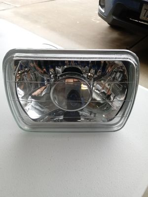 Headlight housing...5x7...fits Jeep Cherokee XJ and others for Sale in Modesto, CA