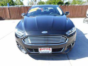 2014 Ford Fusion for Sale in Modesto, CA