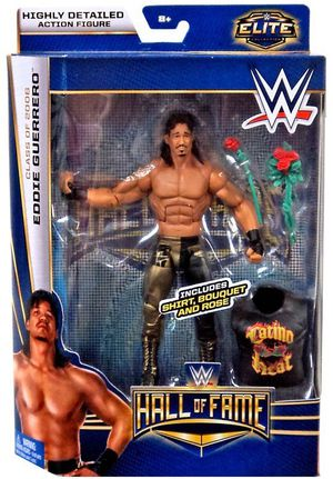 Eddie Guerrero action figure WWE Elite Hall of Fame for Sale in Austin, TX