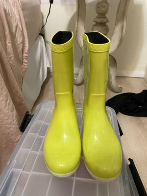 UGG rain boots for Sale in Scottsdale, AZ