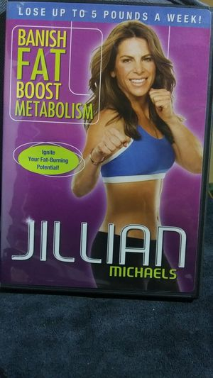 JILLIAN MICHAELS, INTERVAL FITNESS WORKOUT for Sale in Toms River, NJ
