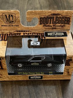M2 Die Cast Lunati Bootlegger Outlaw Camshafts 1971 Dodge Charger for Sale in Fontana,  CA