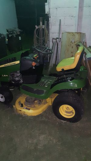 John Deere 42in tractor for Sale in Fort Worth, TX