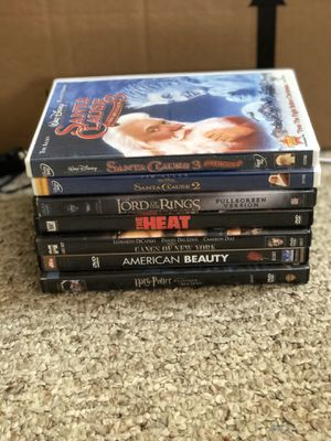 Small stack of movies for Sale in San Diego, CA