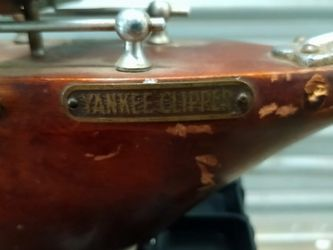 Yankee Clipper Wooden Boat Clock 50's for Sale in Los Angeles,  CA