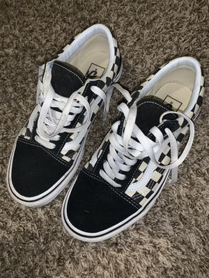 Vans LowTop Checkered for Sale in Washington, DC