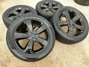 Jeep rims Grand Cherokee rims Rubicon rims Liberty rims compass rims Renegade rims Jeep Grand Cherokee Wheels Rubicon Wheels Wrangler wheels for Sale in South Gate, CA