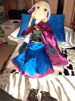 Ana plushie doll for Sale in Bloomington, CA