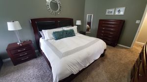 6 Piece King Bedroom Set for Sale in Houston, TX