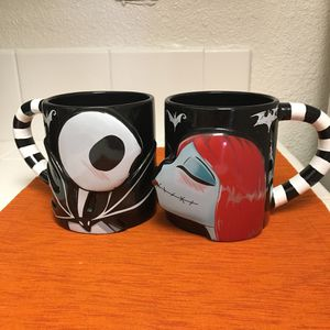 NBC Jack and Sally Mugs for Sale in San Diego, CA