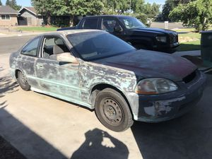 1996 Honda Civic parts for Sale in Fowler, CA