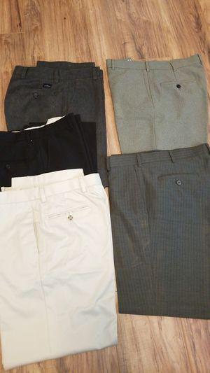 Men's Dress Pants designer brands size 32 for Sale in Bakersfield, CA