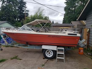 Fishing boat for sale for Sale in Vancouver, WA